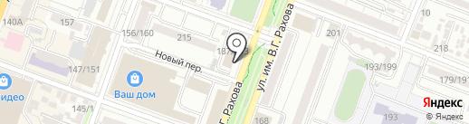 Musicalive.ru на карте Саратова