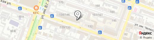 Единый центр оказания услуг населению на карте Саратова