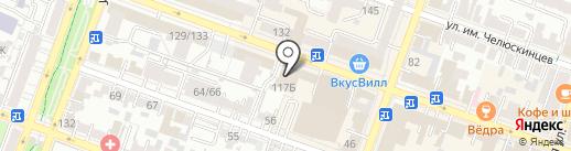 Сфера-Саратов СГУ на карте Саратова