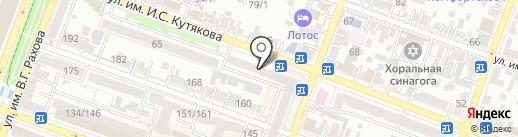 Simoni на карте Саратова