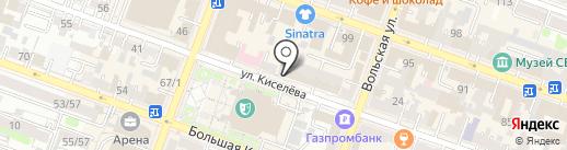 Club62 на карте Саратова
