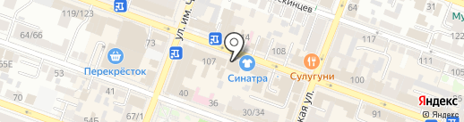 Форум на карте Саратова