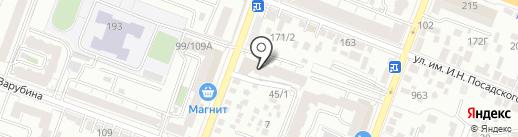 ГлавБух на карте Саратова