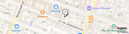 Domoteka.pro на карте Саратова