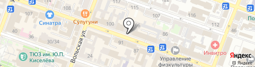 Кадастровая компания на карте Саратова