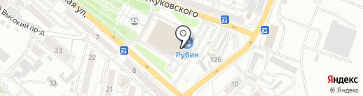 ЭкоЛайф на карте Саратова