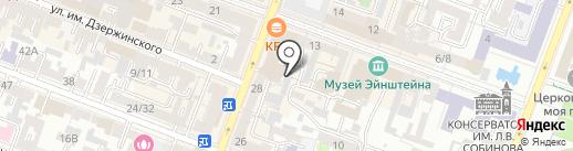 Городские Зрелищные Кассы на карте Саратова