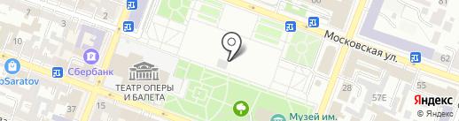 ТехноТерм-Саратов на карте Саратова
