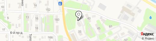 Жил-Сервис на карте Приволжского