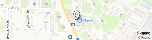 Твоя Экономия на карте Приволжского
