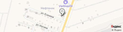 Маслопарк на карте Приволжского