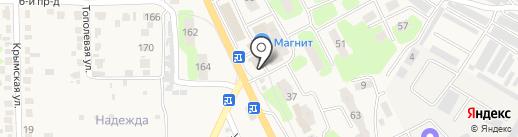 Мясная лавка на карте Приволжского
