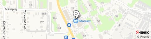 Горилка на карте Приволжского