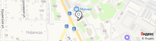 Приволжская пивоварня на карте Приволжского
