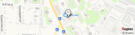 Магазин цветов на карте Приволжского