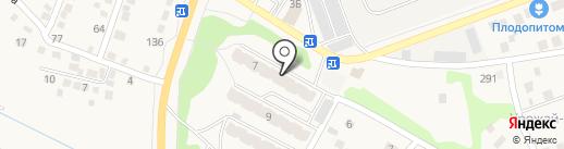 Компания по теплообслуживанию на карте Приволжского