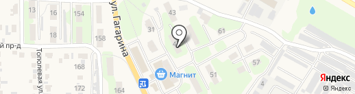 Почтовое отделение №23 на карте Приволжского