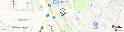 NPS на карте Приволжского