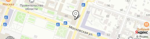 OZON.ru на карте Саратова