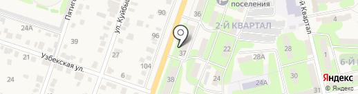 Сантехсервисмонтаж на карте Приволжского