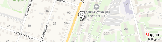 Мелодия любви на карте Приволжского