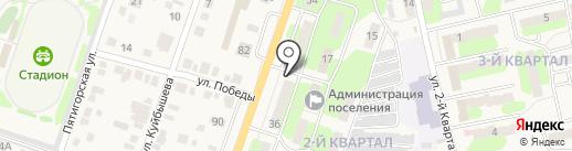 Магазин аудио и видеотехники на карте Приволжского