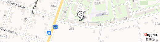 Лазурит на карте Приволжского