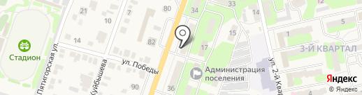 Мастерская по ремонту мобильных телефонов на карте Приволжского
