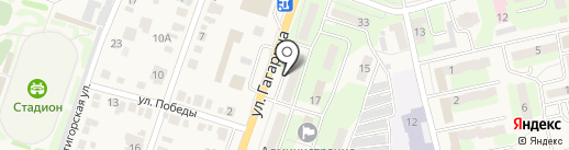 Компо на карте Приволжского