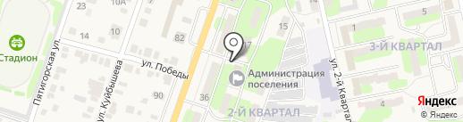 Приоритет на карте Приволжского