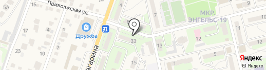 Глория на карте Приволжского