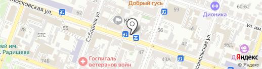 Ваша Гарантия на карте Саратова