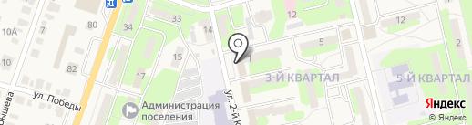 Экономбанк на карте Приволжского