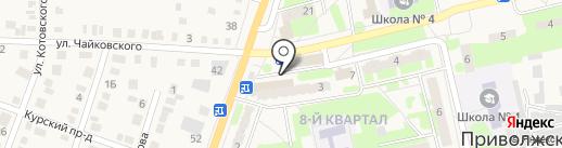 ЗдравСити на карте Приволжского