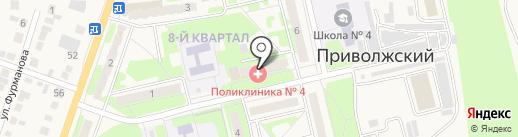 Вита-Фарм на карте Приволжского