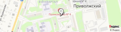 ТианДе на карте Приволжского