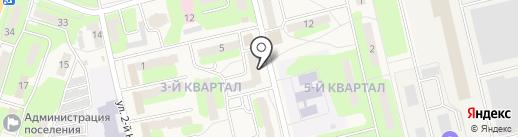 Наполи на карте Приволжского