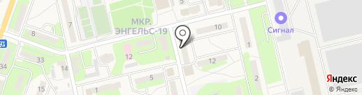 Киберплат на карте Приволжского