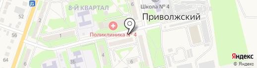 Новый взгляд на карте Приволжского