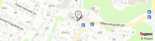 АвтоЛего64 на карте Саратова