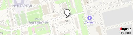 New Life на карте Приволжского