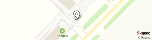 Руфлекс на карте Дубков