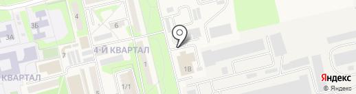 Сфера на карте Приволжского