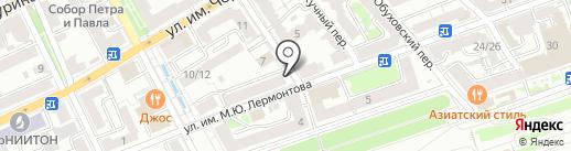 СТЕЙК-настоящая еда на карте Саратова
