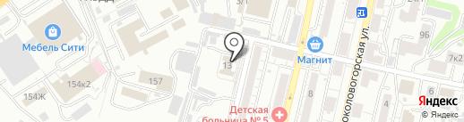 Доступная Мебель на карте Саратова