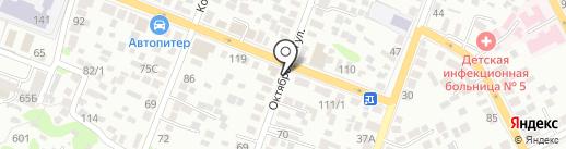 Магазин запчастей для китайских грузовиков и полуприцепов на карте Саратова