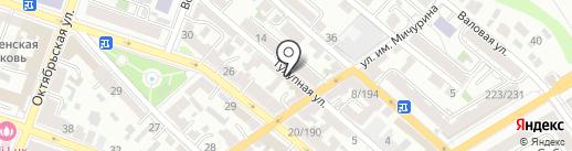 Smart на карте Саратова
