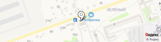 Пятёрочка+ на карте Приволжского