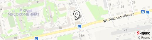 Ветеринарная клиника на карте Приволжского