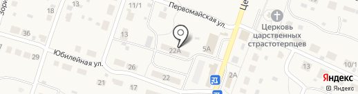 Мировые судьи Саратовского района на карте Дубков